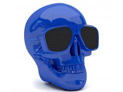 Портативная акустика Jarre AeroSkull XS+  Glossy Blue