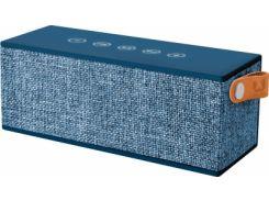 Портативная колонка Fresh N Rebel Rockbox Brick Fabriq Edition Indigo (1RB3000IN)
