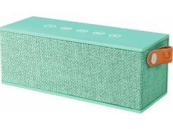 Портативная колонка Fresh N Rebel Rockbox Brick Fabriq Edition Peppermint (1RB3000PT)