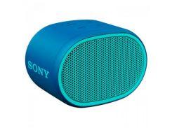 Портативная колонка Sony SRS-XB01 Blue