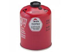 Газовый баллон туристический MSR 450g IsoPro Canister - Europe