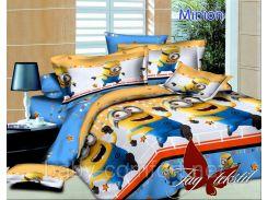 Детское постельное Minion с компаньоном