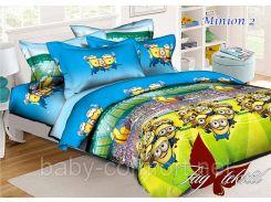 Комплект постельного белья для подростка Minion 2