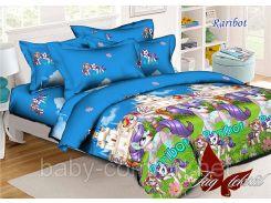 Комплект постельного белья подростковый Raribot