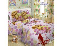 Набор подросткового постельного белья Тедди