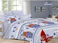 Комплект постельного белья для подростка совы