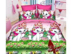 Постельное белья для девочки подростка кошка Мэри