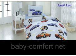 Комплект постельного белья SpeedSport