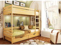 Кровать Дуэт (масив)
