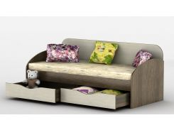 Кровать Вектор