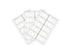 Сырье, инлей для производства rfid-карт HID Indala FlexCard (10 чипов на листе формата A4)