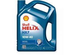Shell Helix Diesel HX7 10W-40 5л