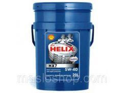 Shell Helix HX7 5W-40 20л