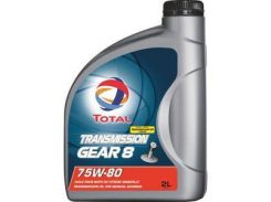 Total Transmission Gear 8 75W-80 2л