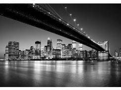 Фотообои 119  Горизонт Манхэттена 366*254 (8ч)