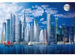 Фотообои 120  Самые высокие небоскребы в мире 366*254 (8ч)