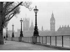Фотообои 142 Лондон-туман  366*254 (8ч)