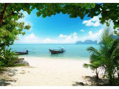 Фотообои 158 Остров Пхи-Пхи, Таиланд 366*254 (8ч)