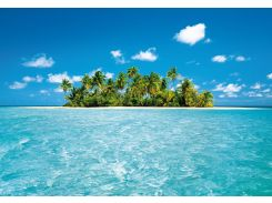 Фотообои 289  Малдивський сон 366*254 (8ч)