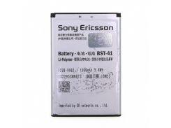 Аккумулятор Sony Ericsson BST-41