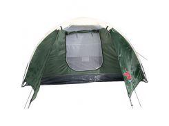 Четырехместная палатка Bestway Montana 68041 Зеленый с белым (gr_003745)