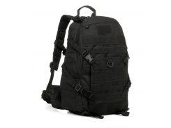 Тактический рюкзак Molle Assault 38L Black (gr007033)