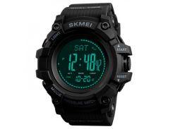 Мужские часы Skmei 001358 Black (001358)