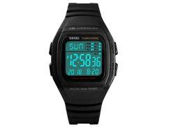 Мужские часы Skmei 1278 Black (1278)