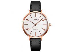 Женские часы Skmei 9142 White