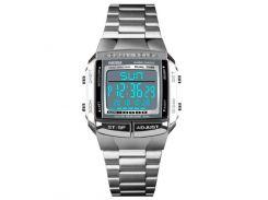 Мужские часы Skmei 001381 Silver (001381)