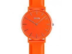 Мужские часы Skmei 01180 Orange