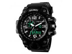 Мужские часы Skmei 1238 Black