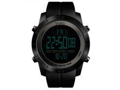 Мужские часы Skmei 1264A Black