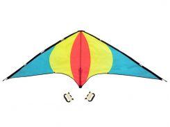 Воздушный змей Яркий 153 см Kronos Toys 168B Разноцветный (tsi_22049)