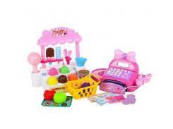 Магазинчик (касса с продуктами) Kronos Toys KDL888-10 Разноцветный ()