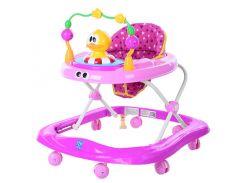Детские ходунки Bambi M 3501-Ф Фиолетовый (intM 3501-Ф)