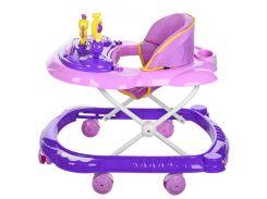 Детские ходунки Bambi M 3466-Ф Фиолетовый (intM 3466-Ф)