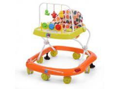 Детские ходунки Bambi M 0591-ОС Оранжевый (intM 0591-ОС)