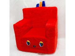 Детское кресло Kronos Toys Красное (zol_217-2)