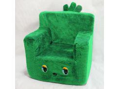 Детское кресло Kronos Toys Зеленое (zol_217-5)