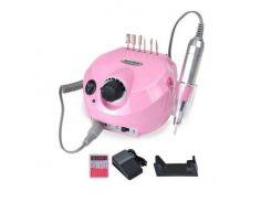 Машинка для маникюра и педикюра фрезер Beauty nail DM-202 Розовый (sp_3690)