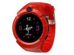 Детские часы с GPS Smart Baby Watch Q360-PLUS Красный (479)