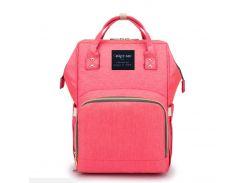 Рюкзак-сумка органайзер Baby-mo для мам розовый (153656)