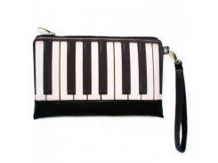 Клатч с фотопринтом Пианино (383-16513008)