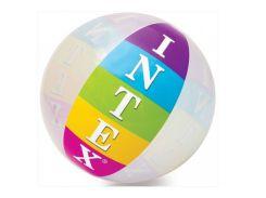 Мяч надувной Intex 59060 91 см Разноцветный (int59060)