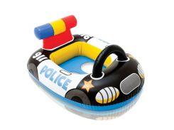 Надувной круг-плот Intex 59586 Полицейский автомобиль (int59586_1)