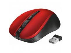 Мышь TRUST Mydo wireless Красный