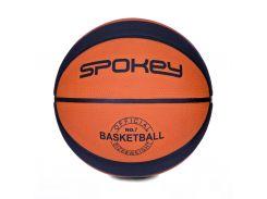 Баскетбольный мяч Spokey DUNK размер 7 Orange-Black (s0219)