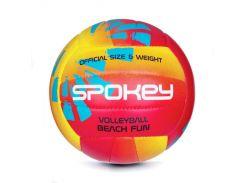 Волейбольный мяч Beach Fun №5 Красно-желтый (s0005)