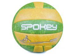 Волейбольный мяч Spokey Streak III размер 5 Yellow-Green (s0456)